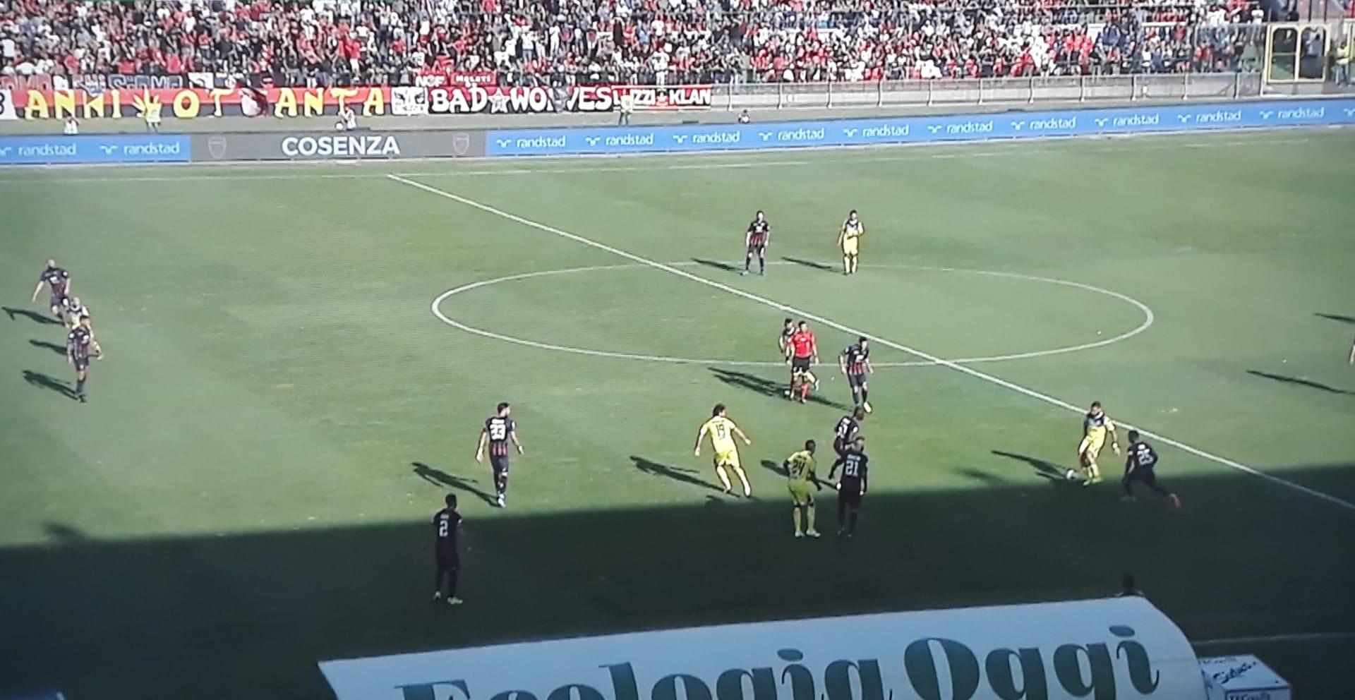 L'assist di Kastanos per il gol decisivo